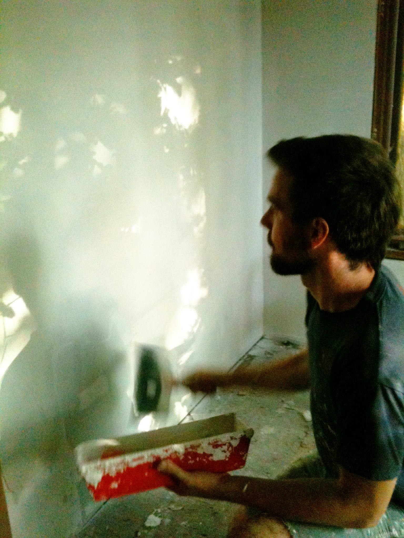 plastering-walls